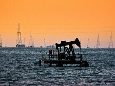 石油の採掘