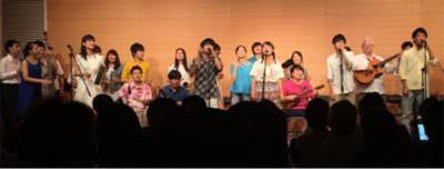 東京大学の2016年「ベネズエラ音楽」のコースが素晴らしいコンサートで終了の写真