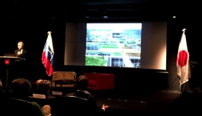 建築家カルロス・ラウル・ビジャヌエバに関するイベントを開催しましたの写真