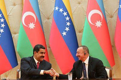 マドゥーロ大統領がOPEC加盟国・非加盟国を歴訪 石油価格の安定化を目指すの写真