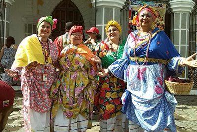 「エル・カジャオのカーニバル」がユネスコ無形文化遺産にの写真