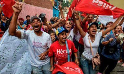 チャベス主義(チャビスモ)は生きている:地方選挙の初手分析の写真