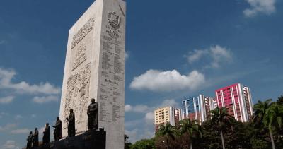 7月5日ベネズエラのナショナルデーに寄せられたメッセージの写真