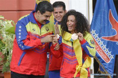 リオ五輪で3個のメダル獲得、パラリンピックでの活躍も目指すの写真