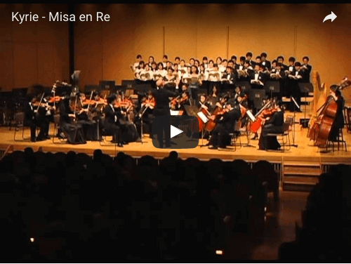 ベネズエラ独立201周年記念コンサート(2012年)の写真