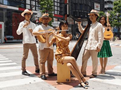 東大生による音楽の調べ「中南米フォルクローレ・シリーズ」(第5回)ベネズエラの写真