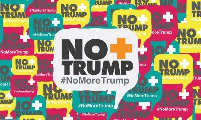 #NoMoreTrumpキャンペーン 署名提出・署名活動終了のお知らせの写真