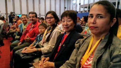 カラカスで「反帝国主義世界集会」開催/日本からの参加者のレポートの写真